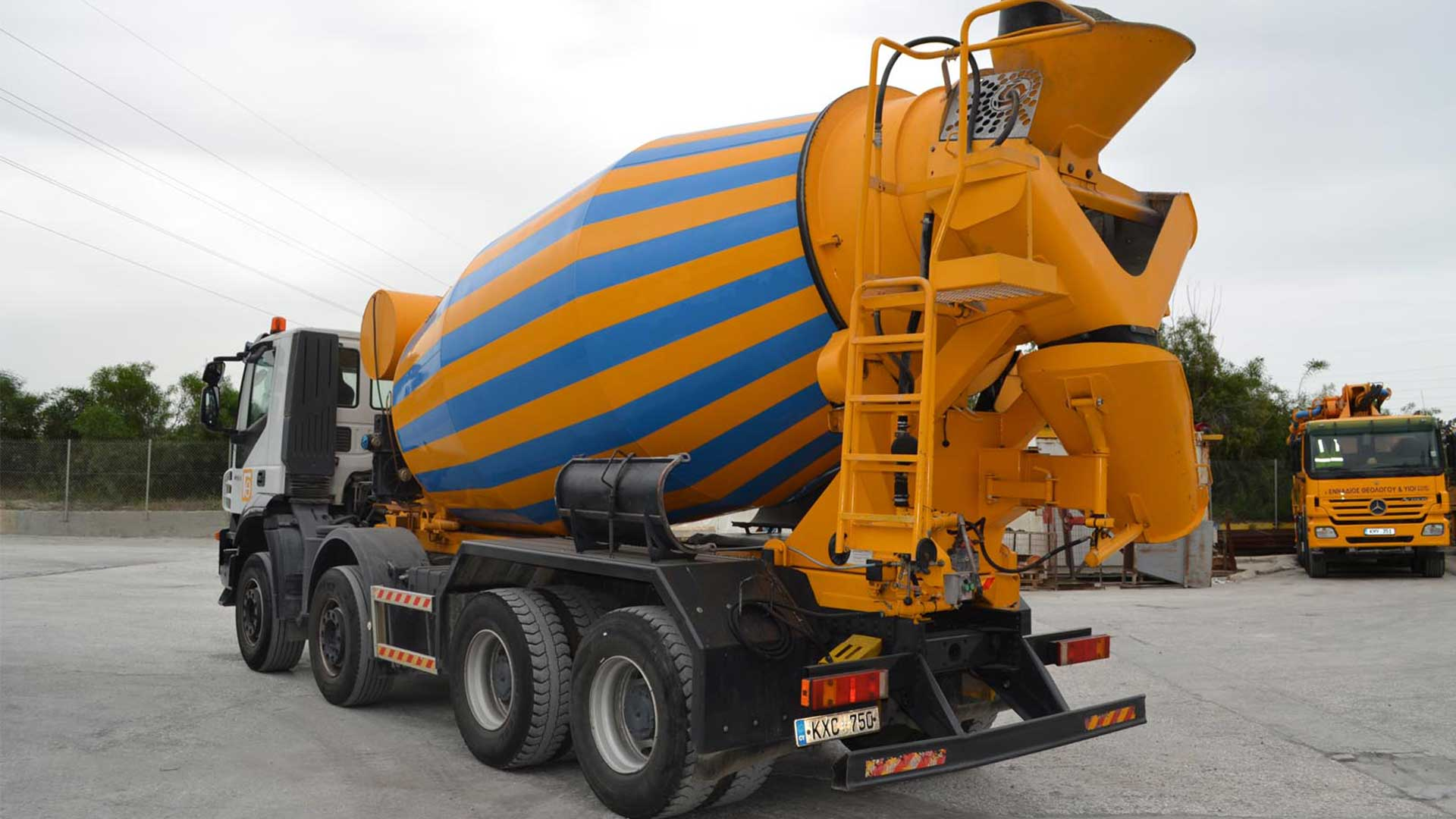 Ready Concrete